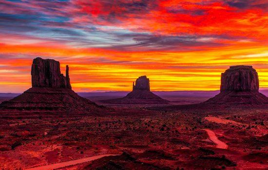 10 Acres of Desert in Rocky County, AZ